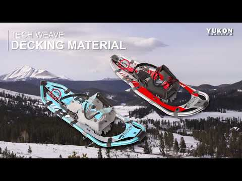 Pro II Snowshoes | Yukon Charlie's - YouTube