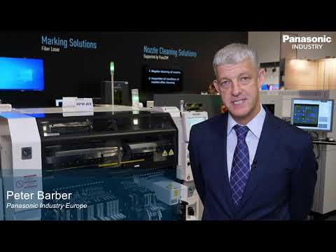 Panasonic Industry Europe At Productronica And Semicon 2019