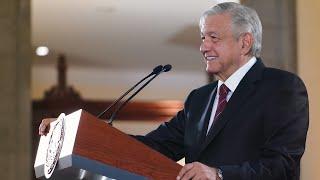 Gobierno llega a acuerdo con la Policía Federal. Conferencia presidente AMLO
