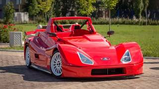 Редкий ВАЗ: LADA Revolution - гоночный прототип Автоваза