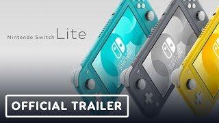Nintendo Switch Lite Official Reveal Trailer