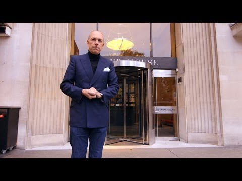 The London Story: Men's Fashion With Dylan Jones, Editor-in-chief GQ Magazine