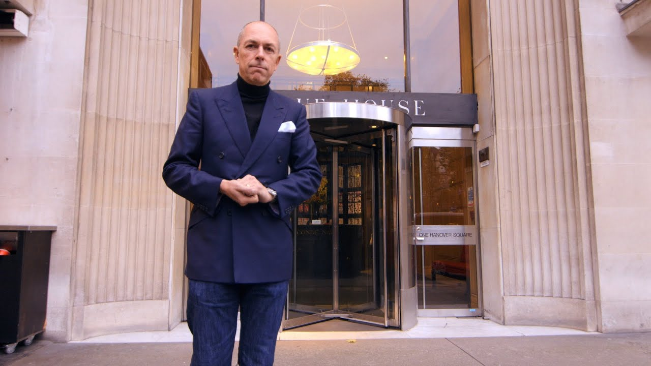 The London Story Men 39 S Fashion With Dylan Jones Editor