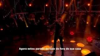 Brandon Flowers - Lonely Town (Live) [LEGENDADO PT-BR]