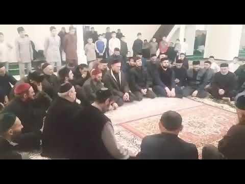 Халид Ведзижев мукъам