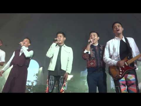 RAN ft. Kahitna ~ Salamku Untuk Kekasihmu Yang Baru (The Pallas SCBD Jakarta)