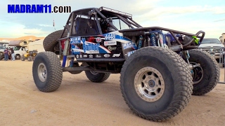 RIDE ONBOARD WITH RANDY SLAWSON IN HIS BOMBER FAB ULTRA4 CAR