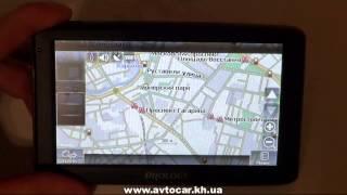 Видеообзор GPS навигатора Prology iMap-5020M(Видеообзор GPS навигатора Prology iMap-5020M. Оформить заказ можно через наш сайт http://avtocar.kh.ua. Доставка по всем города..., 2013-04-02T08:14:36.000Z)