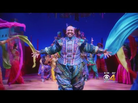 Is The Genie Really The Star Of The Musical 'Aladdin?'
