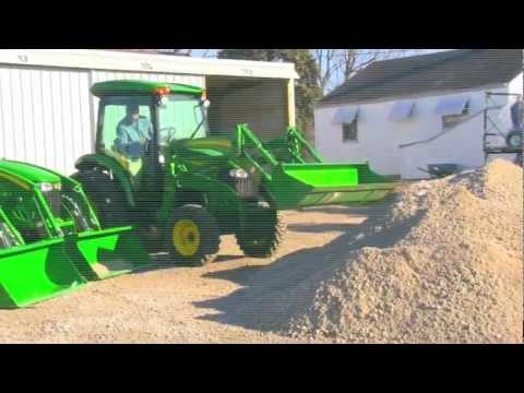 John Deere Tractor Attachments - Loaders