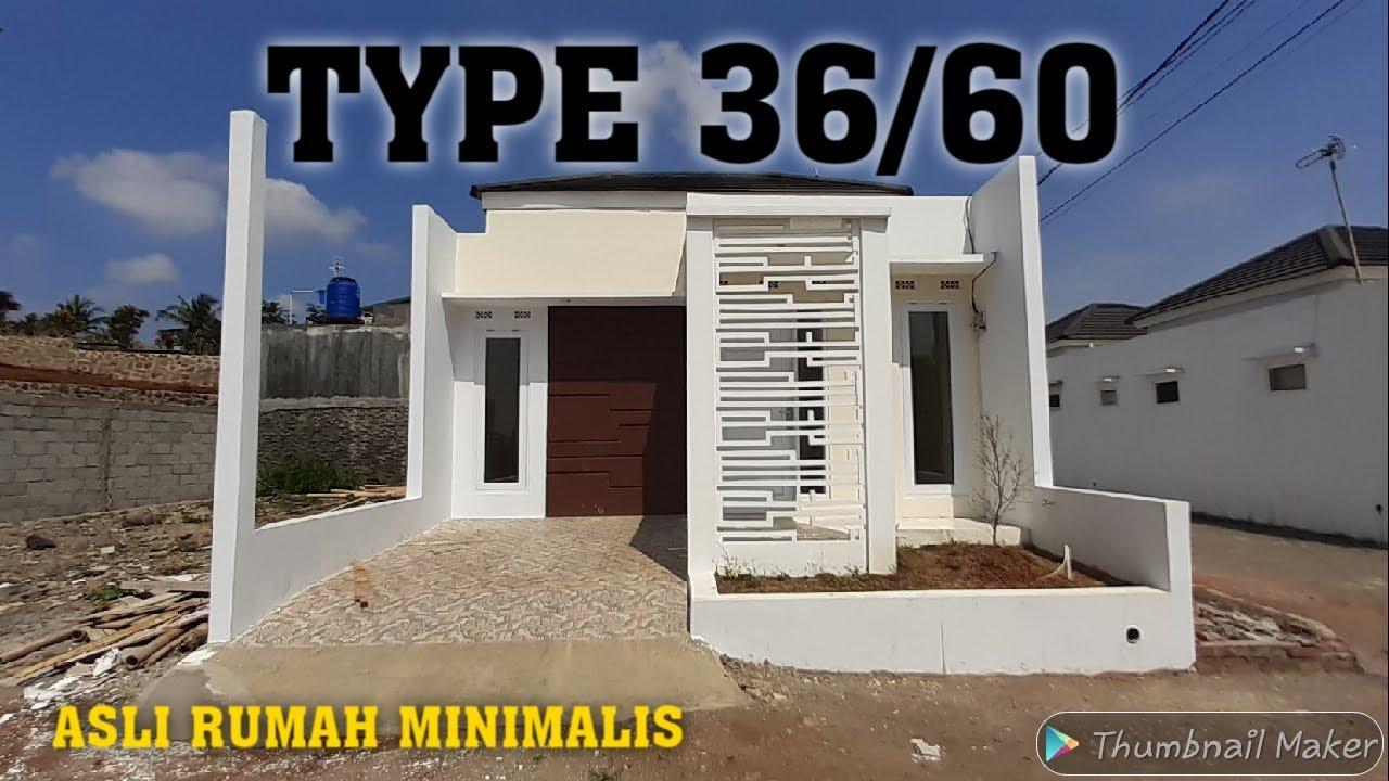 RUMAH MINIMALIS TYPE 36/60 CORDOVA LIVING KPR SYARIAH ...