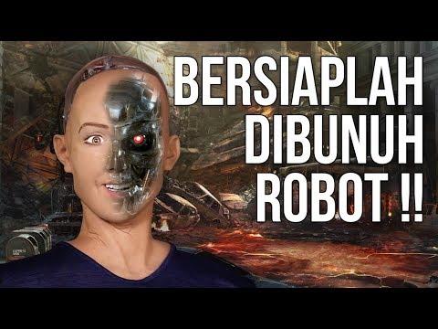 5 Robot Pembunuh yang Siap Memusnahkan Umat Manusia di Masa Depan!