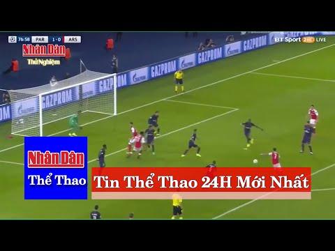 Tin Bóng Đá 24H Hôm Nay   Video Bàn Thắng, Kết Quả Bóng Đá   Cup C1 Châu Âu 2016 (Phần 1)