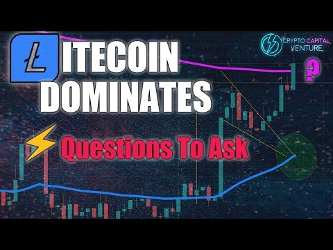 LITECOIN PRICE DOMINATES | LTC Update