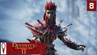 Divinity Original Sin 2 Gameplay Part 8 - Torture Chamber - Lets Play [Coop Multiplayer]