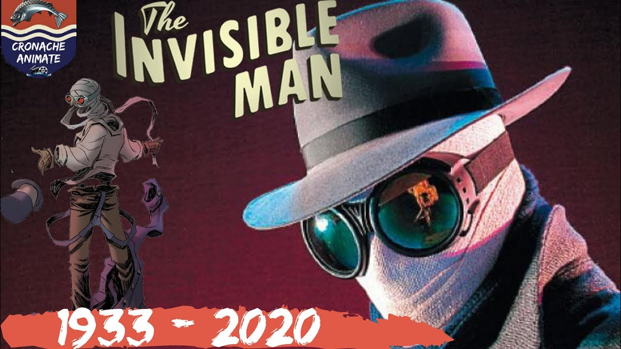 Download The Invisible Man (1933 - 2020) - Movies, TV Series, Toons   with IMDB Rating