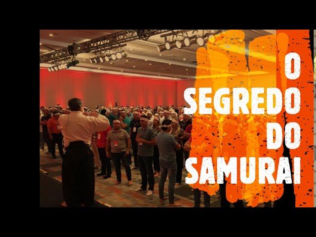 O Segredo do Samurai - OMNI EVENTOS