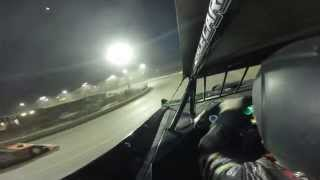 Jimmy Owens in car camera Thursday 6/5/14 @ Eldora