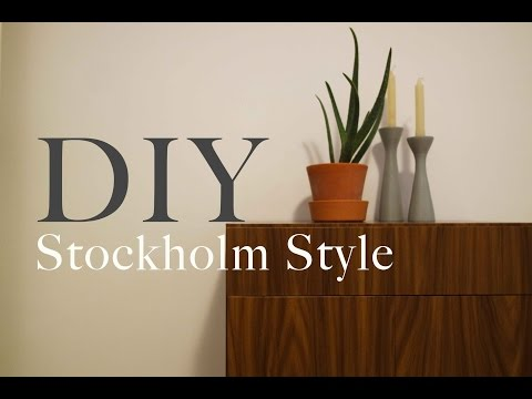 nuova vita per un mobile stockholm style | DIY | CasaSuperStar