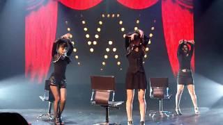 [HD] Wonder Girls - Nobody [ Rainstone Remix ] live @ Warner Theatre, Washington DC