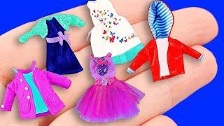 як зробити саморобні речі для ляльок