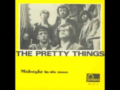 Клип The Pretty Things - Midnight to Six Man