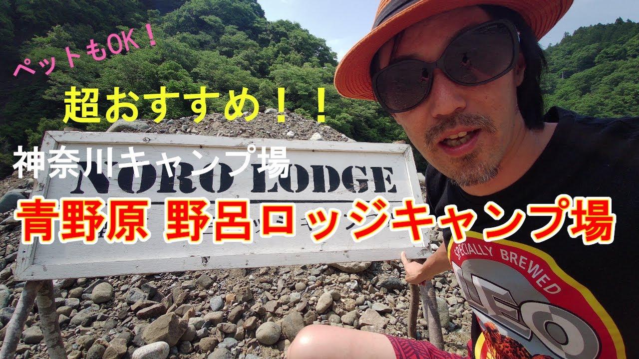 キャンプ 青 野原 場 ロッジ 野呂