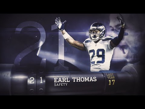 #21 Earl Thomas (S, Seahawks) | Top 100 Players of 2015