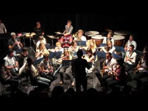 Apache  de Jerry Lordan - orchestre d