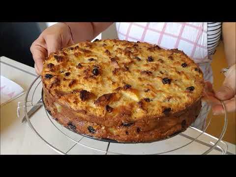 pain-perdu-façon-pudding-الى-عندك-الخبز-البايت-دخلي-تشوفي-شنو-ديري-بيه