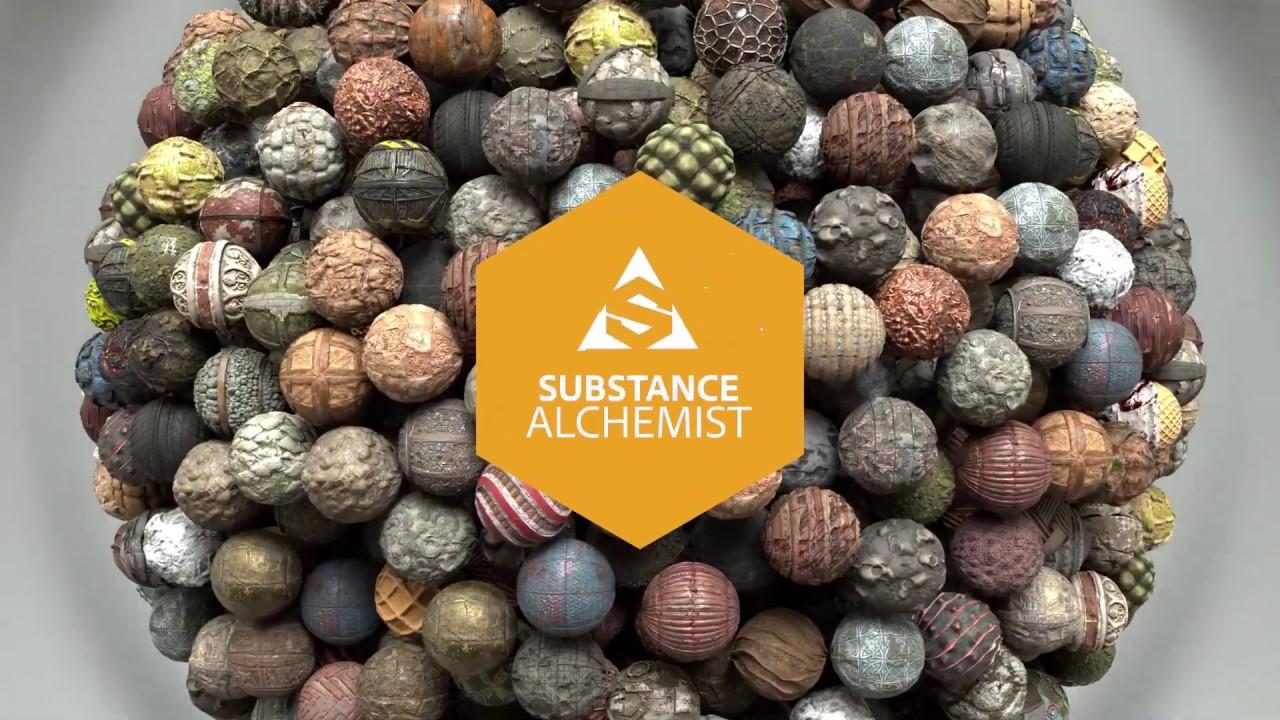 Substance Alchemist Free Download