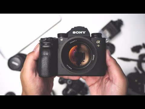 Best (Fast) 50mm APSC-Lens for Sony Mirrorless? - Kamlan 50mm F1.1 APS-C Review on Sony a6000 &  a9