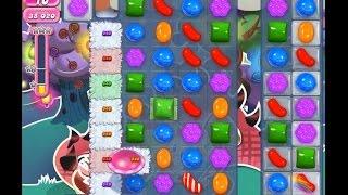 Candy Crush Saga Level 1511【Hard Level】NO BOOSTER