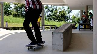 """JUST ANOTHER SK8 SESH!! at taman cabaran"""