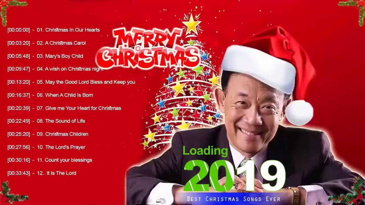 Jose Mari Chan Christmas Songs 2020   Jose Mari Chan Best Album Christmas Songs of All Time ...