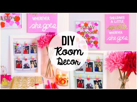 diy-room-decor-2015-♡-3-easy-&-simple-wall-art-ideas!
