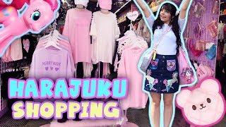 I FOUND LPS IN JAPAN?! HARAJUKU SHOPPING! Food, Fun & Kawaii Clothes! | Alice LPS