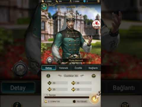 Muhteşem Sultan Strateji Oyunu Tanıtımı