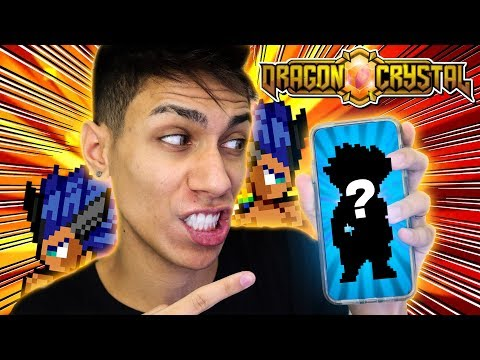 NOVO GUERREIRO do DRAGON CRYSTAL !! - Dragon Crystal ‹ Ine Games ›