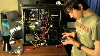 2TB Seagate Hard Drive Installation