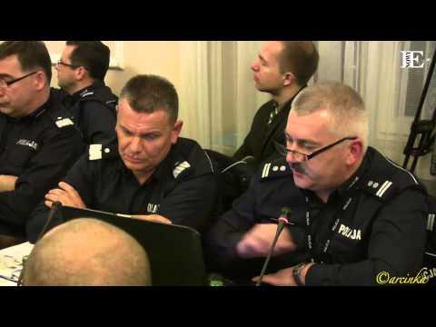 LISTOPAD 2012 - o działaniach policyjnych w dniu 11.11.12 w Warszawie