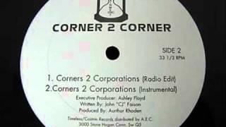Corner 2 Corner - Corners 2 Corporations