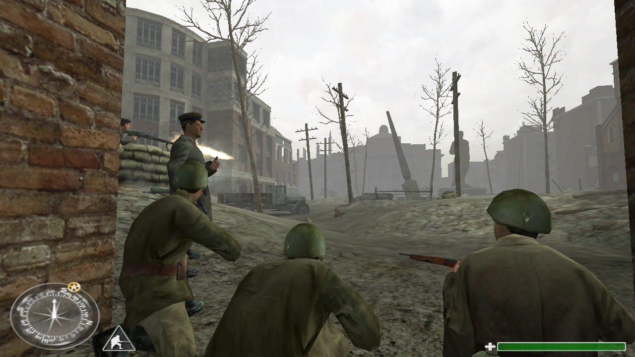 Stalingrad Battle - Soviet Control Retake Of The Red Square - Call ...