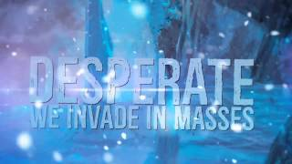 Man Made God - Goliath (Official Lyric Video) | Total Deathcore Exclusive [2015]