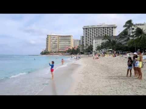 Travel Guide to Honolulu Hawaii (wakiki beach) -- Great Island