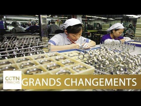 Grands changements en cours à Shenyang