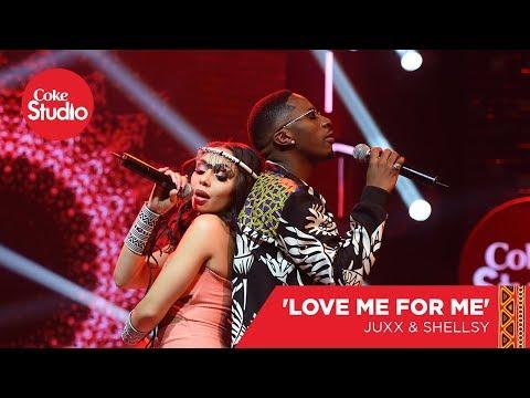 Shellsy Baronet & Juma Jux - Love Me For Me (Video) [Coke Studio Africa]