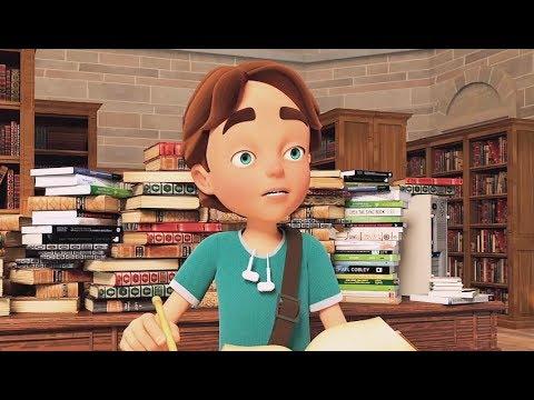 Emiray 26. Bölüm - Sezon Finali - TRT Çocuk Çizgi Film