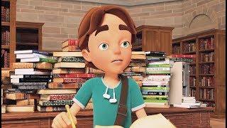 Emiray 26. Bölüm Trt Çocuk çizgi film