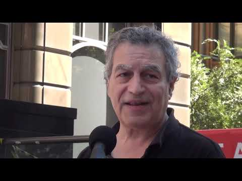 CN Editor Joe Lauria at Sydney Rally for Julian Assange, From YouTubeVideos